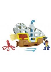 Игрушка Подводный корабль Джейк и пираты Нетландии