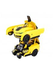 Машинка-трансформер Бамблби на радиоуправлении Nikko Autobot Bumblebee