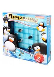 Игра логическая Bondibon Пингвины на льдинах