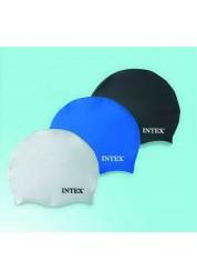 Шапочка для плавания 3 цвета Intex 55991