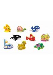 Игрушки надувные серии Puff'n Play 27х10см Intex 58590