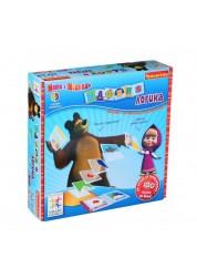 Игра логическая BONDIBON Маша и Медведь, Машина Логика