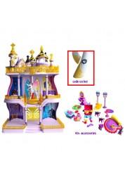 Трехэтажный Замок Кантерлот My Little Pony B1373 Hasbro