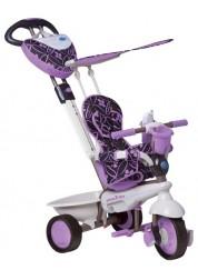Велосипед трехколесный Smart Trike Dream Touch Steering лиловый
