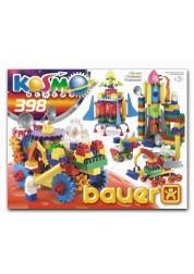 Конструктор Bauer серия Космос 398 элементов (в коробке)