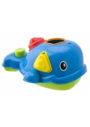 Игрушка-сортировка для ванны Кит
