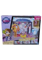 Игровой набор Веселый парк развлечений Littlest Pet Shop