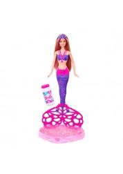 Кукла Барби Русалочка с волшебными пузырьками