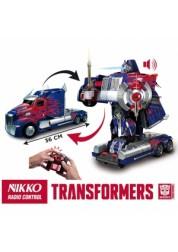 Машинка-трансформер р/у Autobot Optimus Prime 920012А