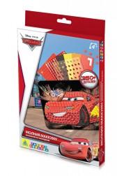 Disney Cars 2 Мозаика-сингл Тачки Молния Маккуин Orb Factory
