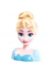 Кукла-модель для создания причесок Эльза с аксессуарами