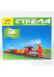 """Железная дорога """"Классический поезд"""" 3,2м (контроль скорости) Racing PRO"""