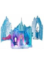 Disney Princess Кукла Эльза из м/ф Холодное сердце с замком и аксессуарами, 27,31х10,80х45,72 см