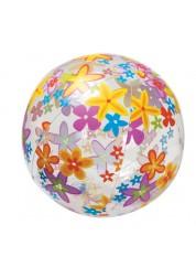 Мяч надувной Lively Print Balls 51см Intex 59040