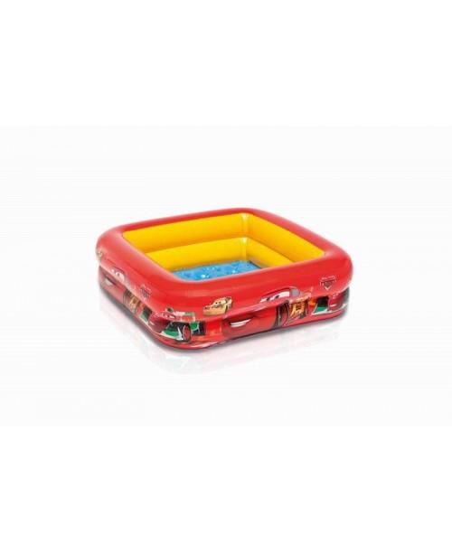 Надувной бассейн Disney Тачки 84х4см Intex 57101