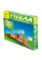Железная дорога Классический поезд 6,8 (контроль скорости, 220V) Racing PRO 301