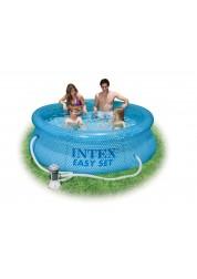 Бассейн надувной (244x76 см) Intex 54912