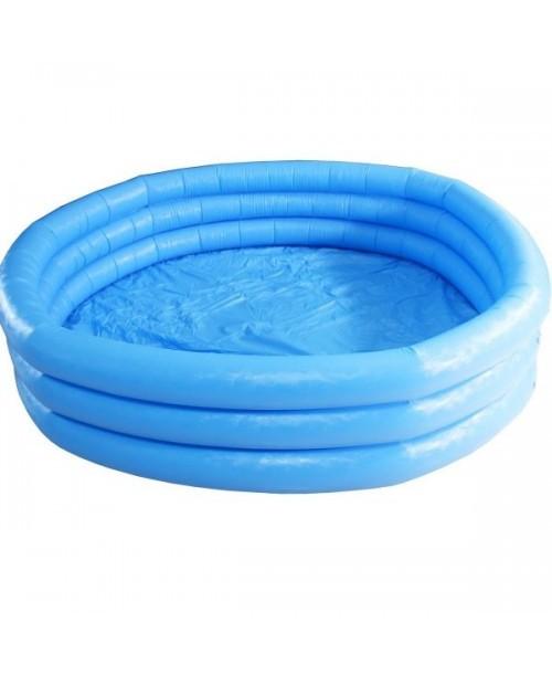 Бассейн надувной Crystal Blue Pool 168х41см Intex 58446