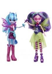 MLP Equestria Girls 2 куклы в упаковке