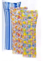 Матрац надувной Action Print Mats цветной 183х69см Intex 59711