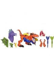 JURASSIC WORLD Разборная фигурка Тиранозавра Рекса Мира Юрского Периода