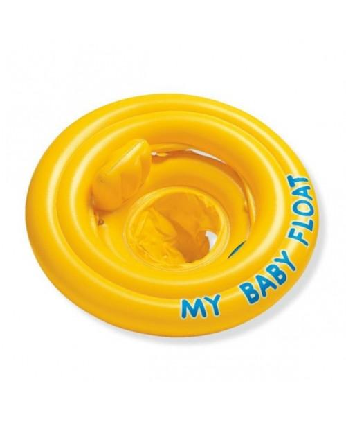 Круг-ходунки для детей от года 76см Intex 56585