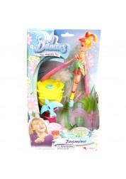 Кукла Sky Dancers Jasmine с запускающим устройством