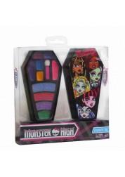 Набор косметики в прозрачной коробке Monster High
