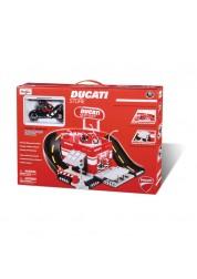 Набор Ducati Moto Shop Автомагазин с рампой и мотоцикл
