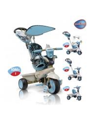 Велосипед трехколесный Smart Trike Dream Touch Steering голубой