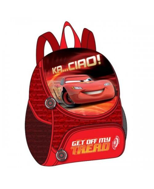 Рюкзак для дошкольников Тачки