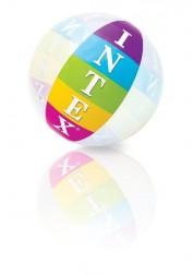 Мяч надувной Intex 91,5см Intex 59060