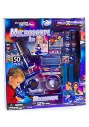 Набор с микроскопом 50 предметов Eastcolight