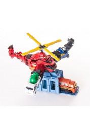 Набор VooV-G пожарно-спасательный вертолет-трансформер