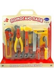 Детский набор инструментов Помогаю папе Rinzo