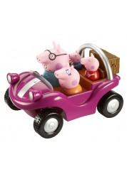 Набор Peppa Pig Спортивная машина Пеппа Toy Options 24068