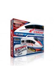 Скоростной поезд Сапсан (Железная дорога) 2,5 м Стрела Racing Pro T100