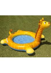 Детский бассейн Жираф 208х165х122см Intex 57434
