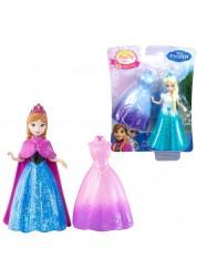 Disney Princess Кукла - героиня м/ф Холодное сердце с дополнительным нарядом в ассортименте (Анна/Эльза) 145х11х45 см