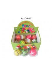 Мячики-попрыгунчики резиновые 24 штуки 6324-3