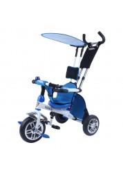 Трехколесный Велосипед Lexus Trike Safari бело-синий