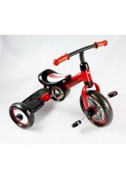 Велосипед детский Mini Cooper трехколесный красный